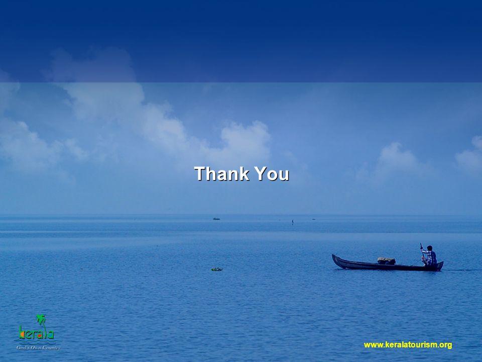 www.keralatourism.org Thank You