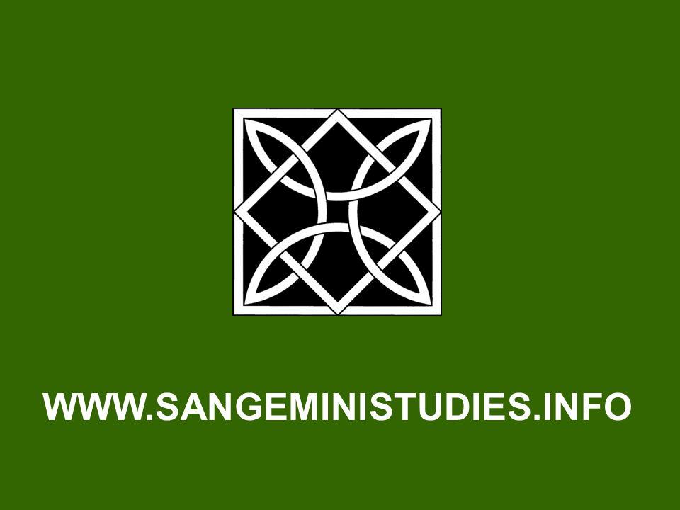 WWW.SANGEMINISTUDIES.INFO