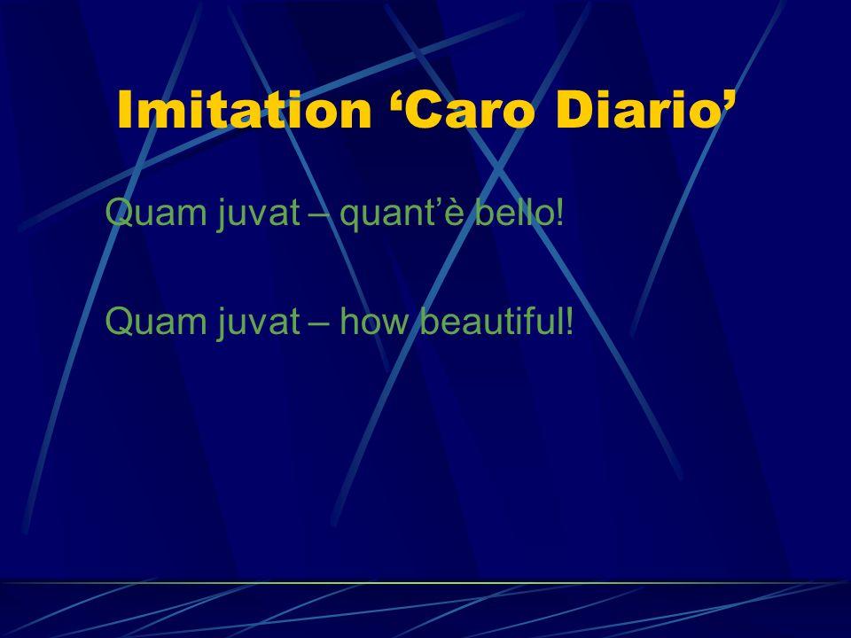 Paraphrase Caro Diario Ormai ha paura di rimettermi in gioco. Im afraid to re-think my life.