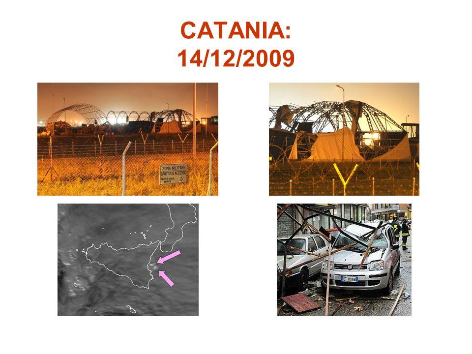 CATANIA: 14/12/2009