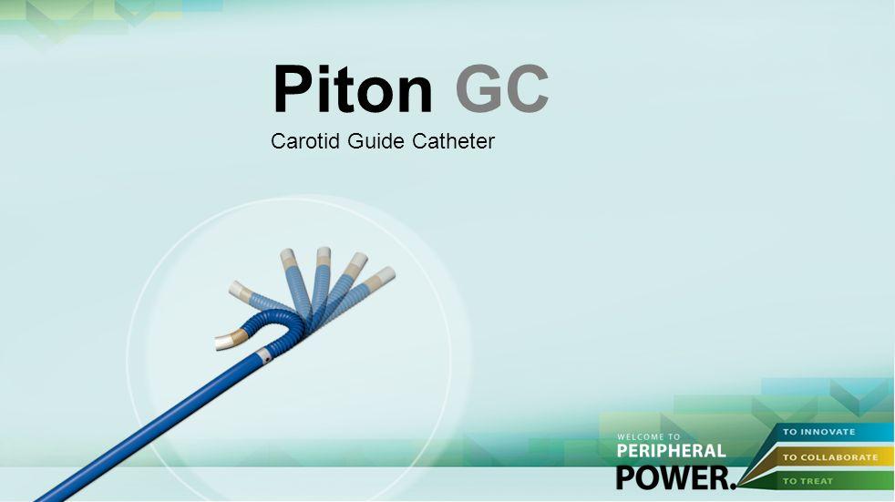 Piton GC Carotid Guide Catheter