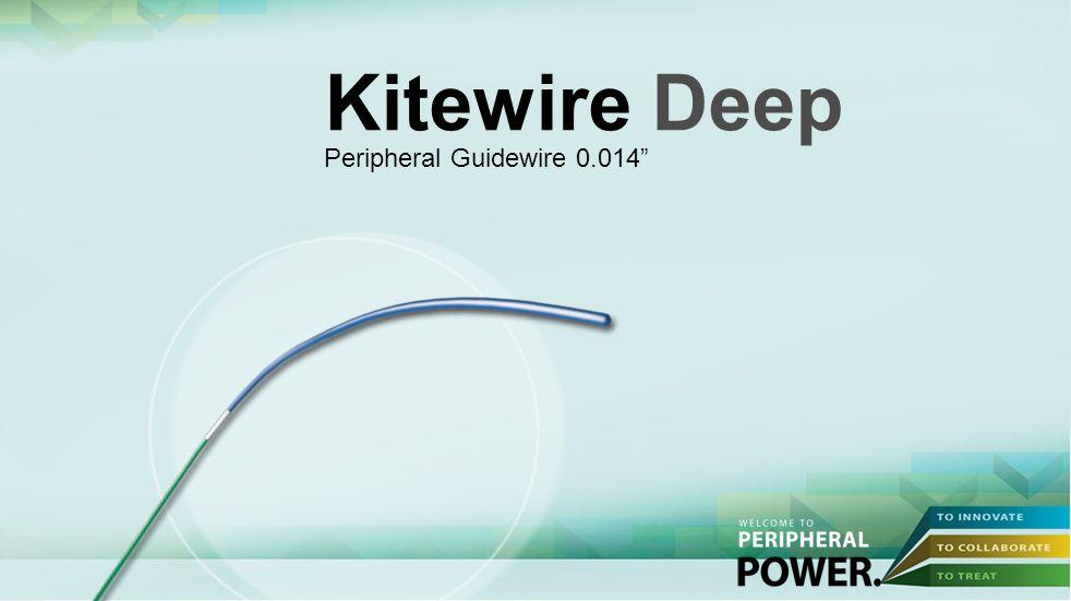 Kitewire Deep Peripheral Guidewire 0.014