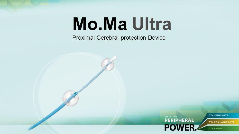 Mo.Ma Ultra Proximal Cerebral protection Device