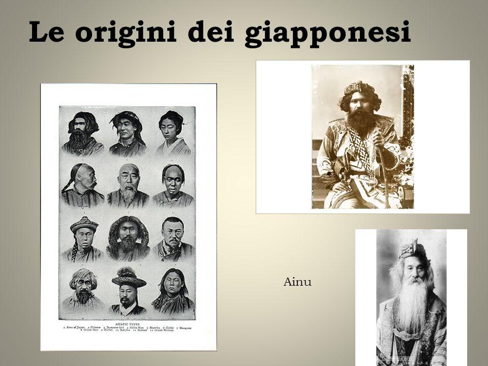 Le origini dei giapponesi Ainu