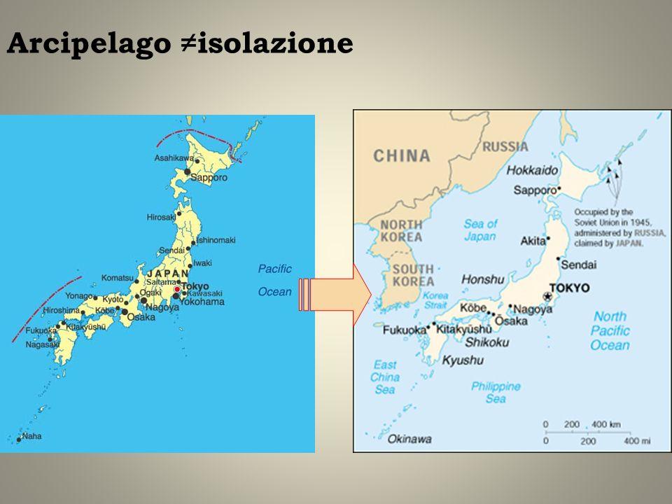 Arcipelago isolazione