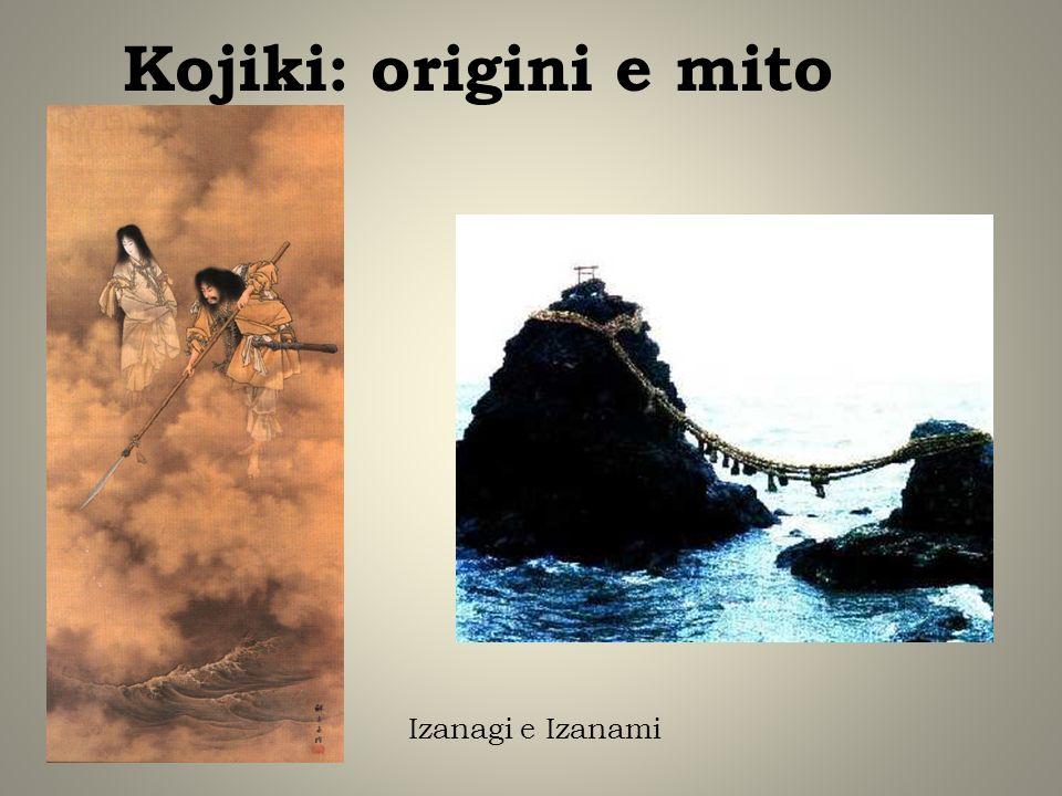 Kojiki: origini e mito Izanagi e Izanami