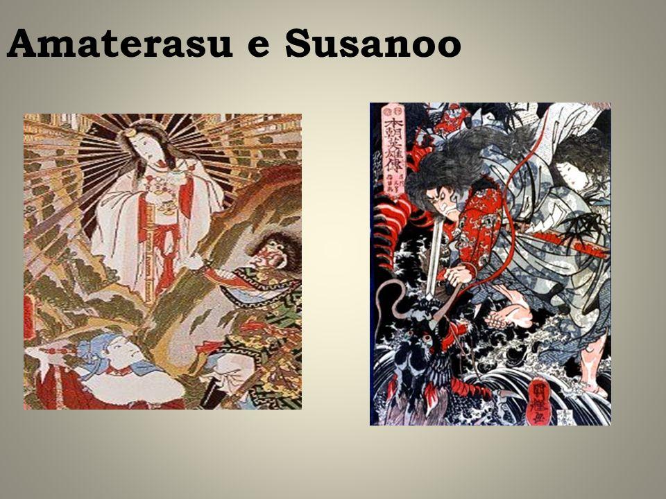 Amaterasu e Susanoo