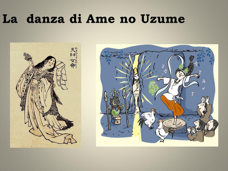 La danza di Ame no Uzume