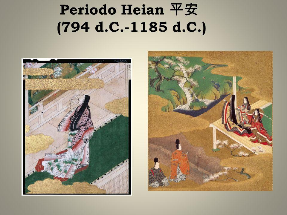 Periodo Heian (794 d.C.-1185 d.C.)