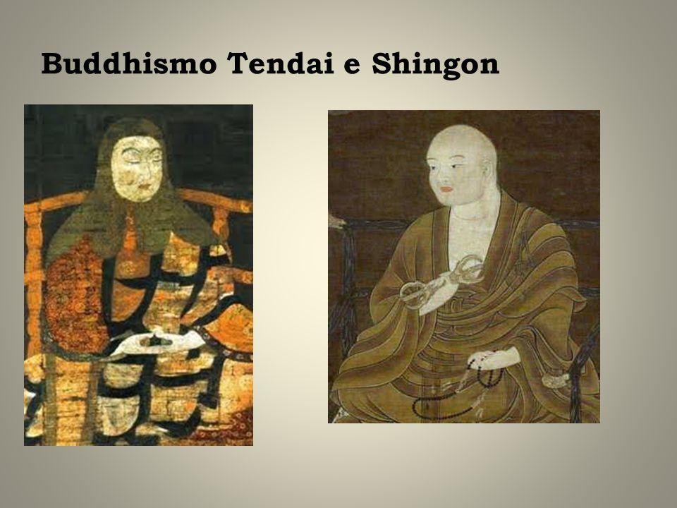 Buddhismo Tendai e Shingon