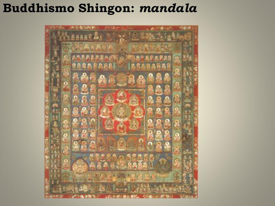 Buddhismo Shingon: mandala