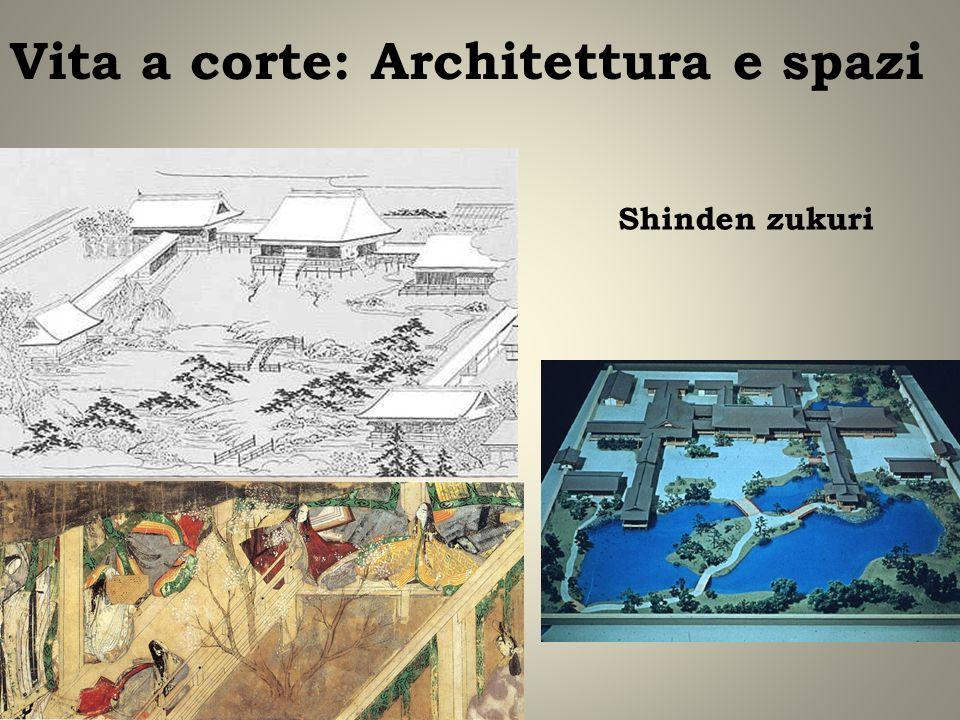 Vita a corte: Architettura e spazi Shinden zukuri