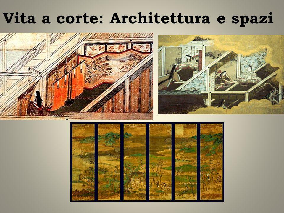 Vita a corte: Architettura e spazi
