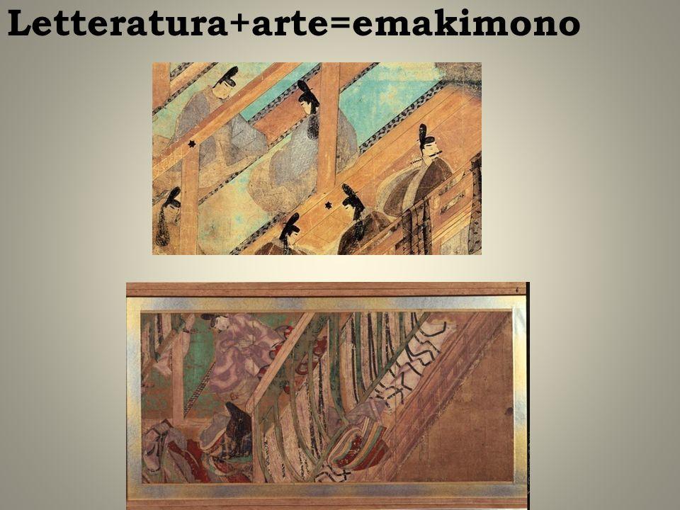 Letteratura+arte=emakimono