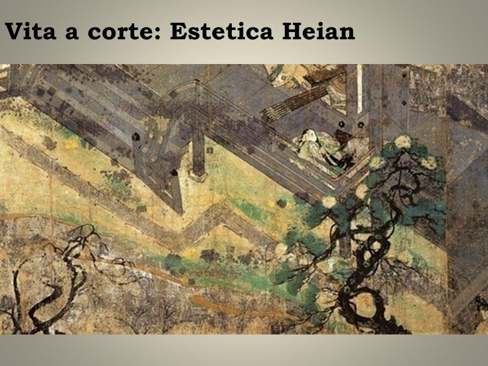 Vita a corte: Estetica Heian
