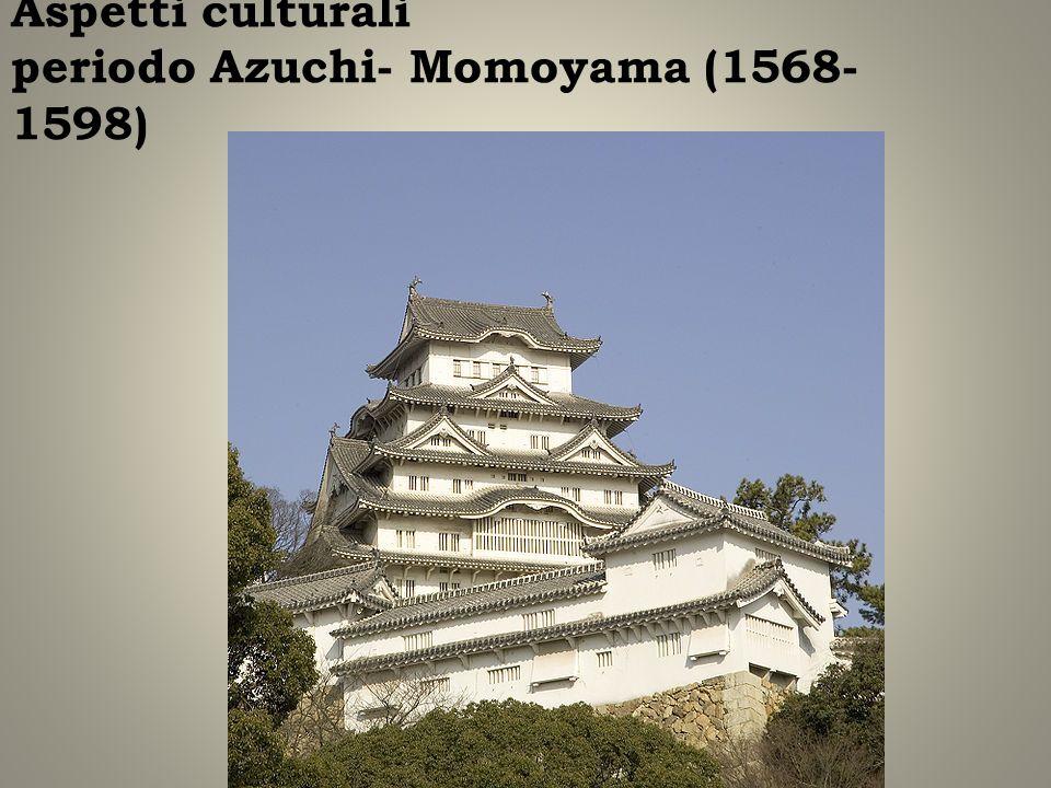 Aspetti culturali periodo Azuchi- Momoyama (1568- 1598)