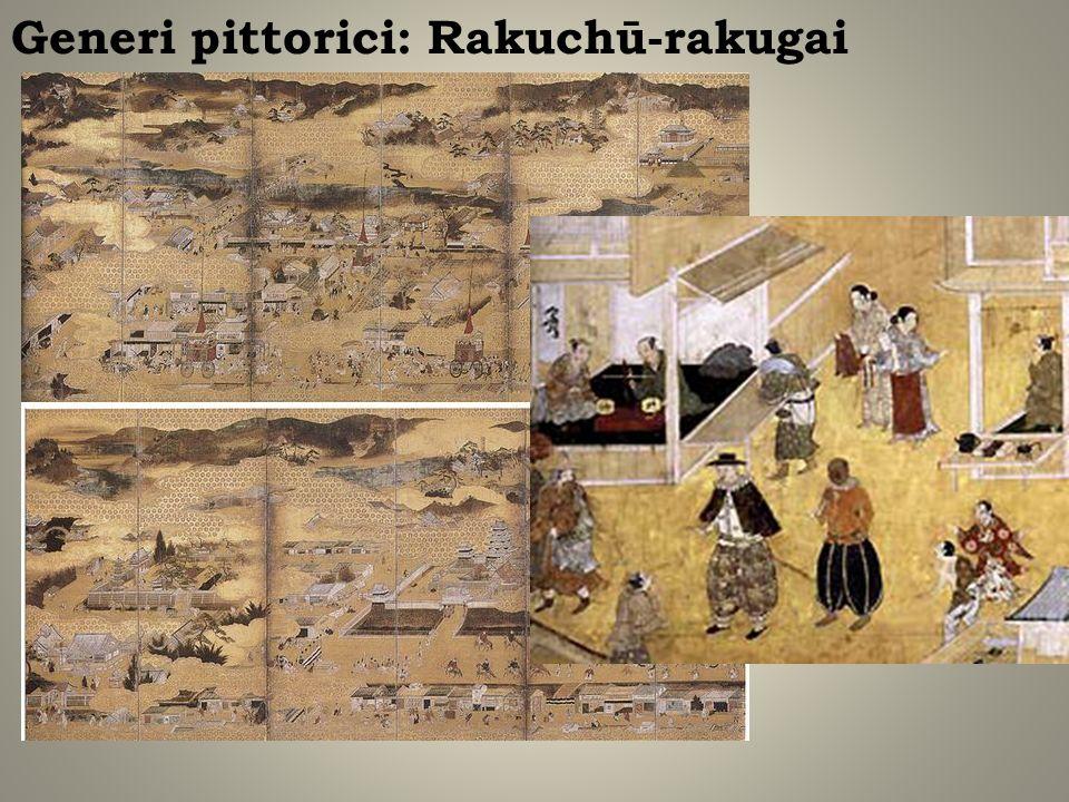 Generi pittorici: Rakuchū-rakugai