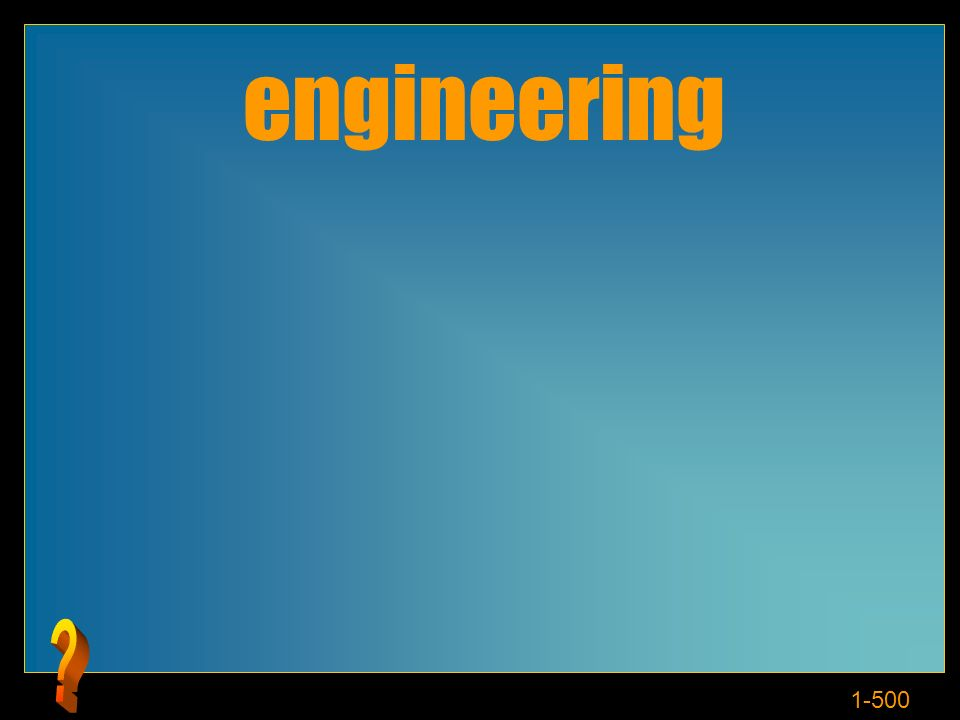 1-500 engineering