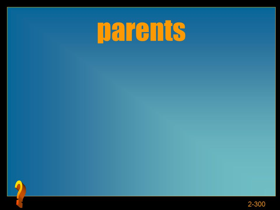 2-300 parents