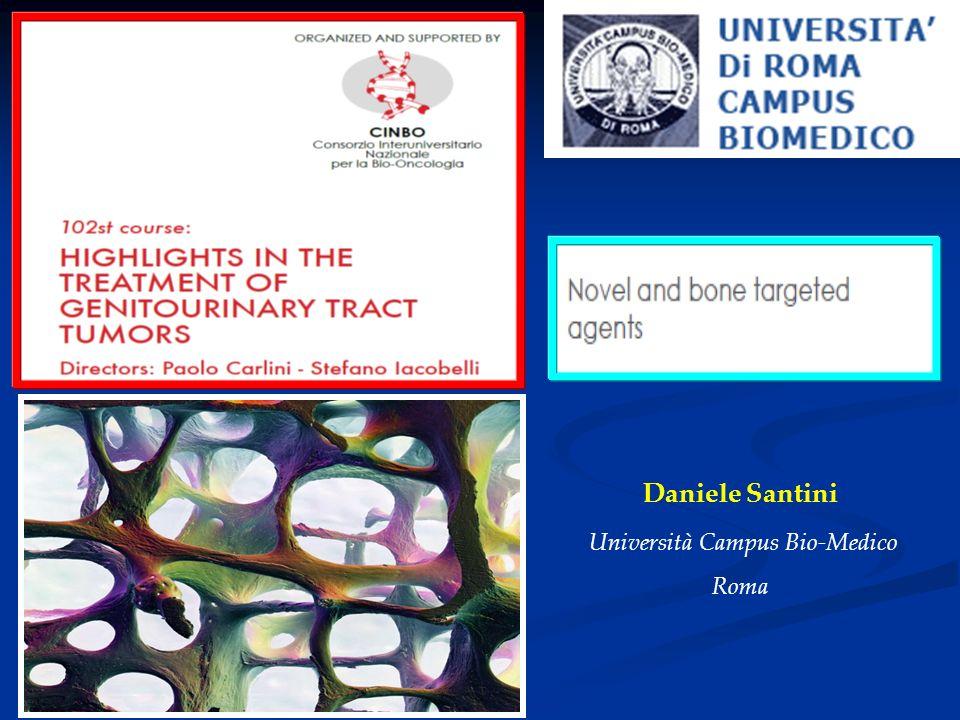 Daniele Santini Università Campus Bio-Medico Roma