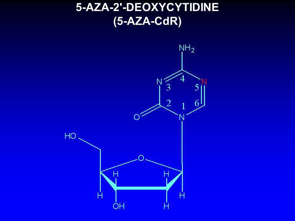 5-AZA-2'-DEOXYCYTIDINE (5-AZA-CdR)