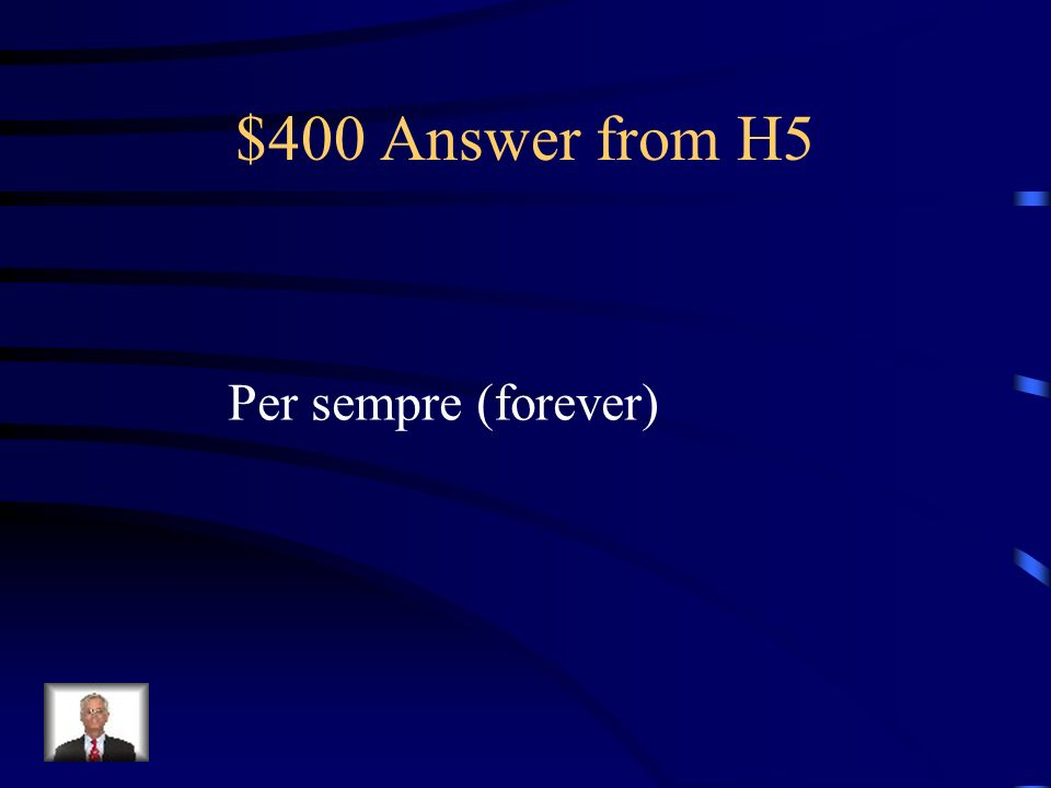 $400 Question from H5 X smp