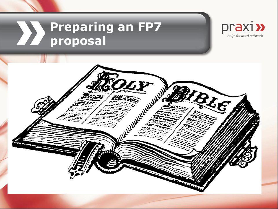 Preparing an FP7 proposal Hints & Practical exercises Help-Forward Network Epaminondas Christophilopoulos, epaminondas@help-forward.gr