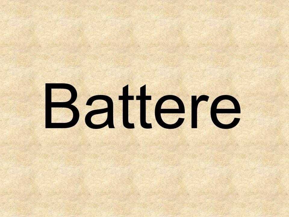 Battere