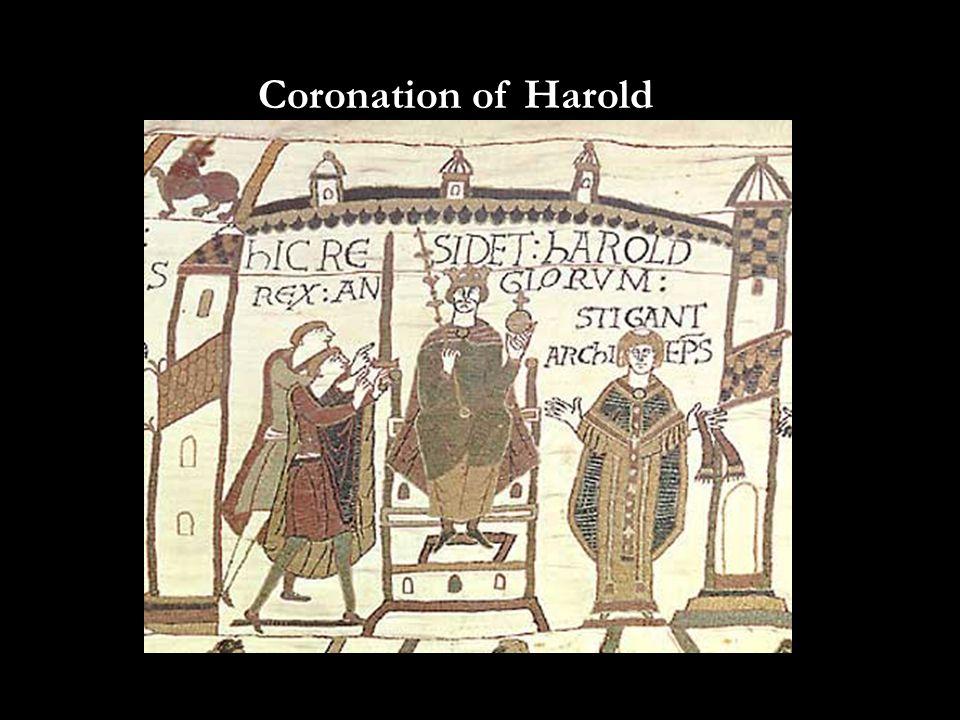 Coronation of Harold