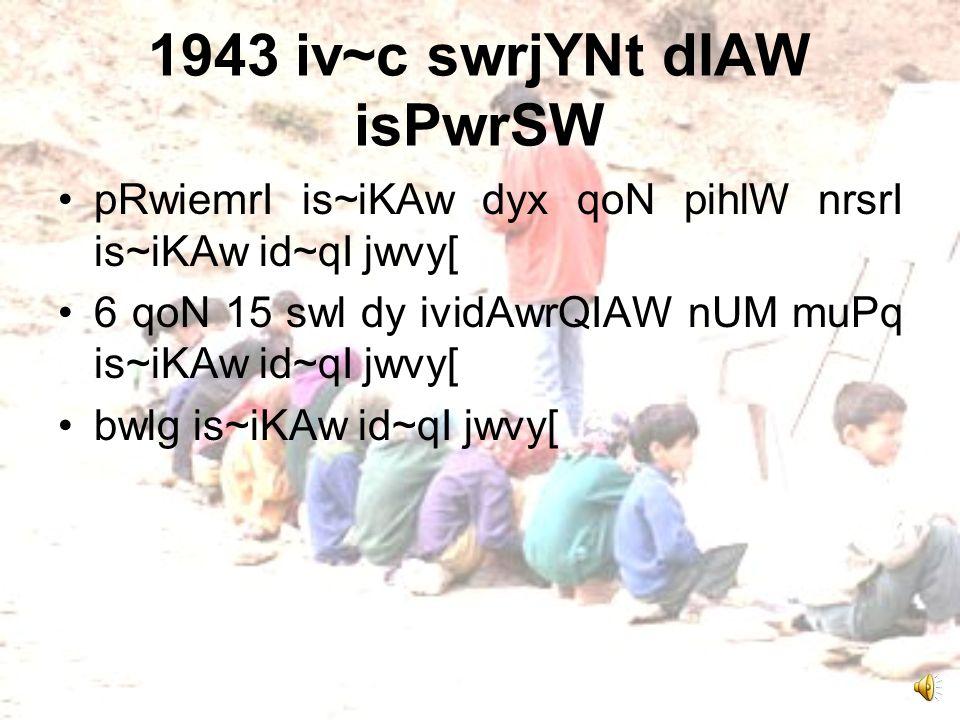 1928 iv~c hrtog kmytI dIAW isPwrSW pRwiemrI is~iKAw lwzmI kIqI jwvy[ AiDAwpkW nUM v~D qnKwh id~qI jwvy[ is~iKAw qy PzUl Krc nw kIqw jwvy[