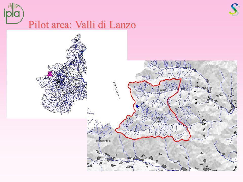Pilot area: Valli di Lanzo