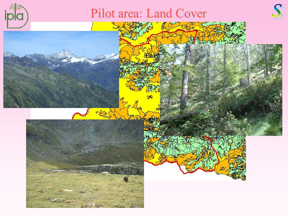 Pilot area: Land Cover