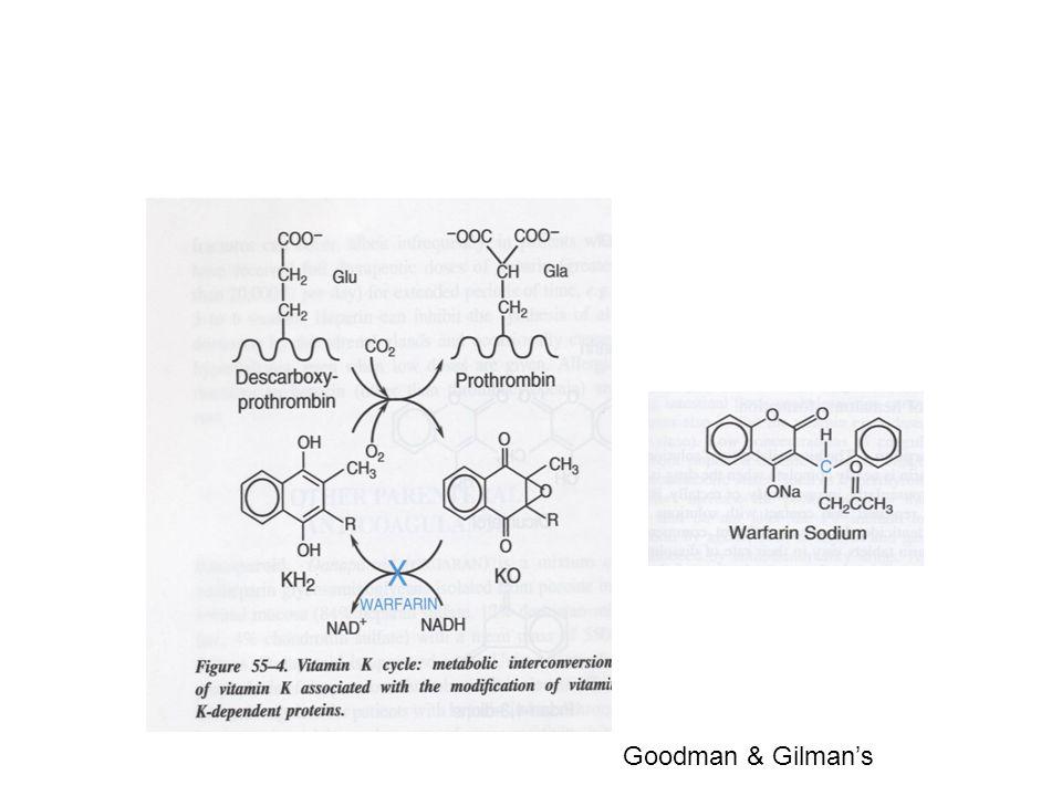 Goodman & Gilmans