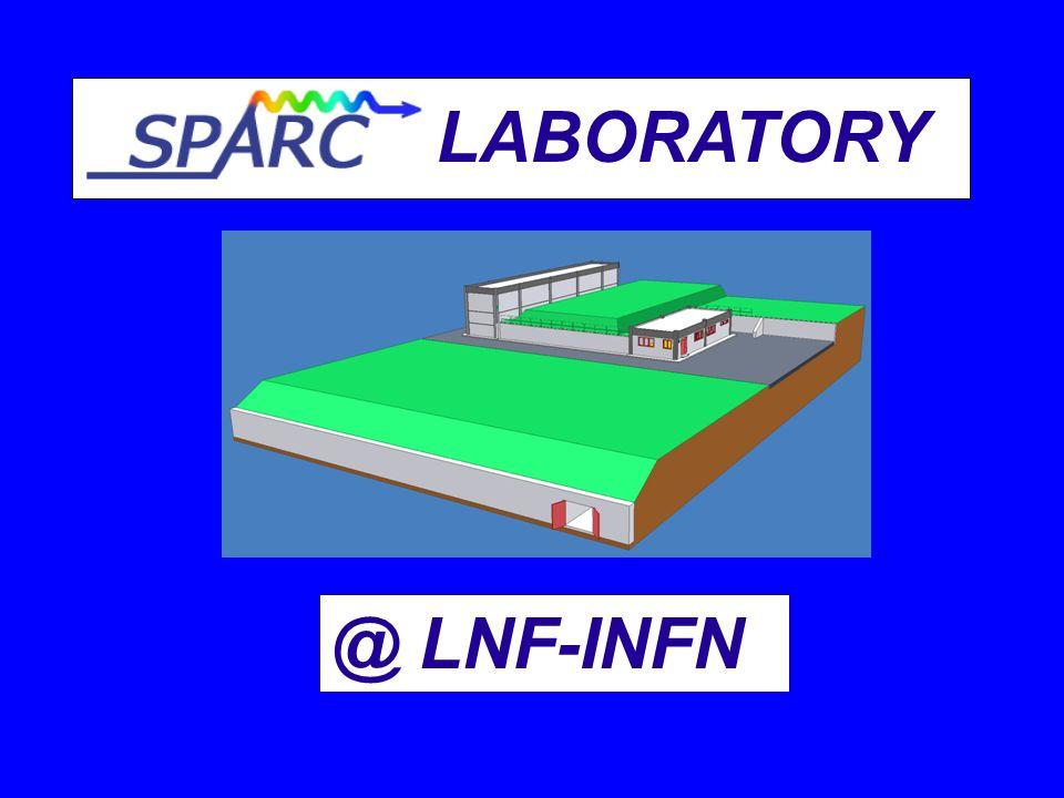 LABORATORY @ LNF-INFN