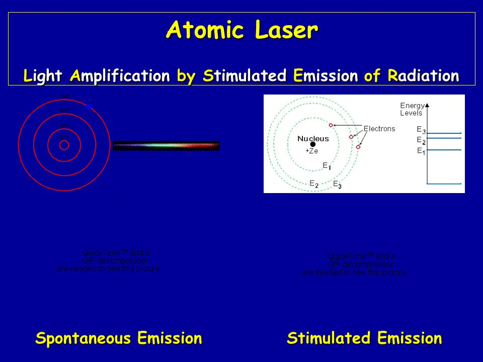 4 Properties of Stimulated Emission The photon which is emitted in the stimulated emission process is identical to the incoming photon.
