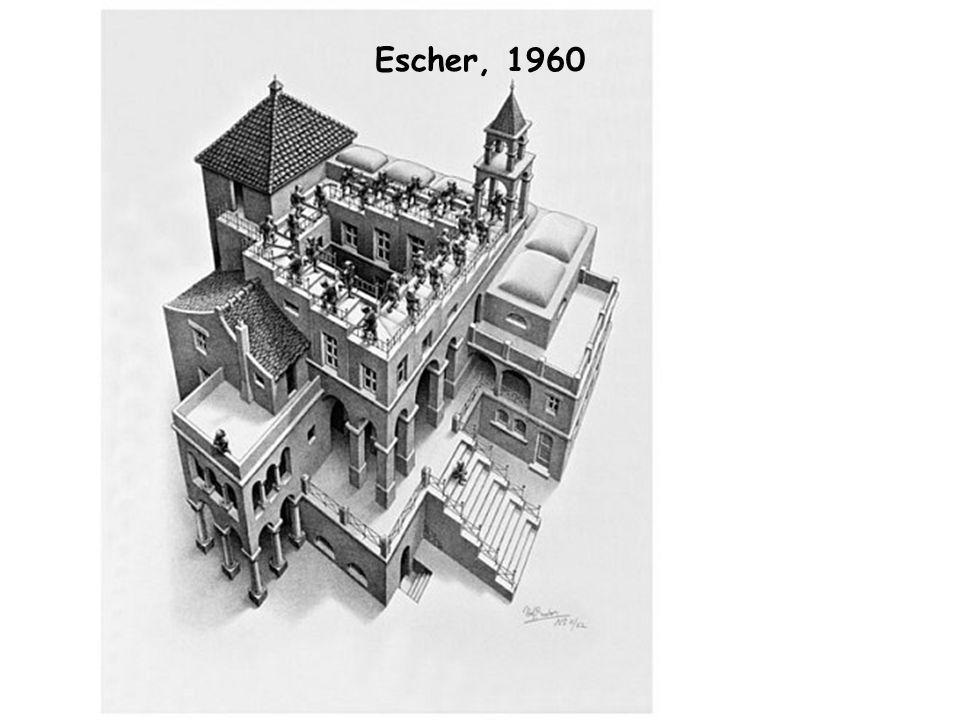 Escher, 1960