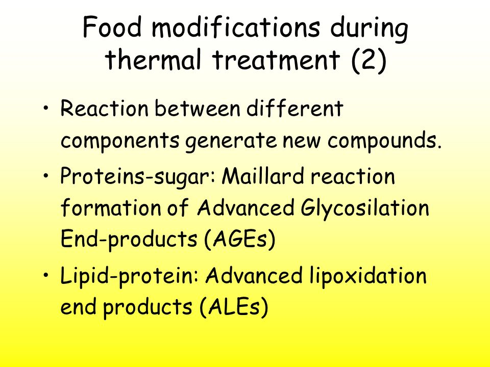 Flavour and Colour in the Maillard Reaction Amino acid or proteins