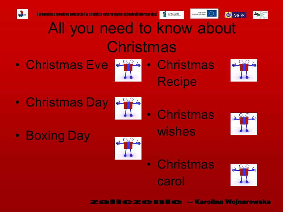 All you need to know about Christmas Christmas Eve Christmas Day Boxing Day Christmas Recipe Christmas wishes Christmas carol