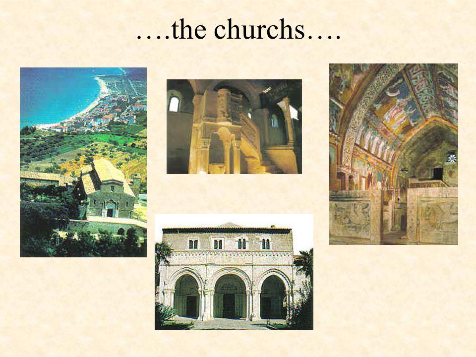 ….the churchs….
