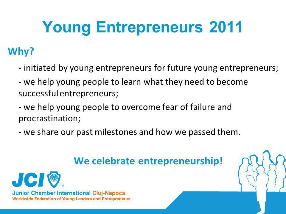 Young Entrepreneurs 2011 Who.