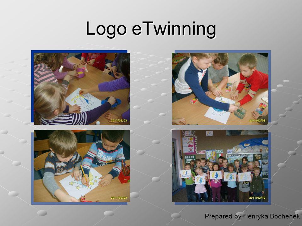 Logo eTwinning Prepared by Henryka Bochenek
