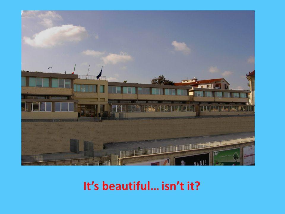 Its beautiful… isnt it?