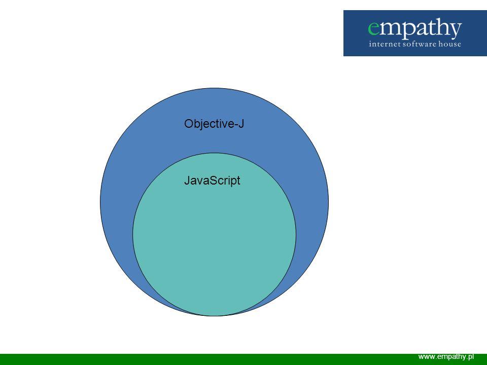 www.empathy.pl JavaScript Objective-J