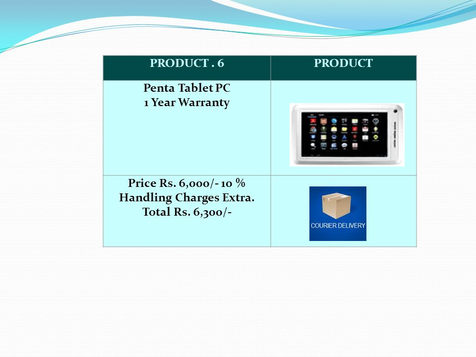 PRODUCT. 5PRODUCT Gass Saver Price Rs. 2999/- 10% Handling Charges Extra. Total 3300/-