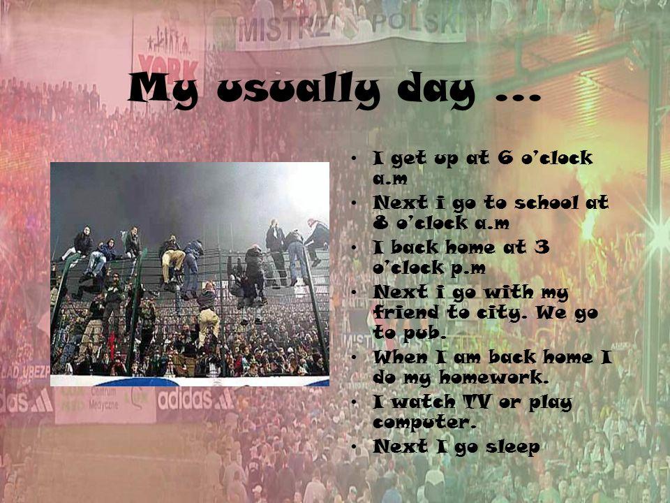 My favourite discipline of sport...