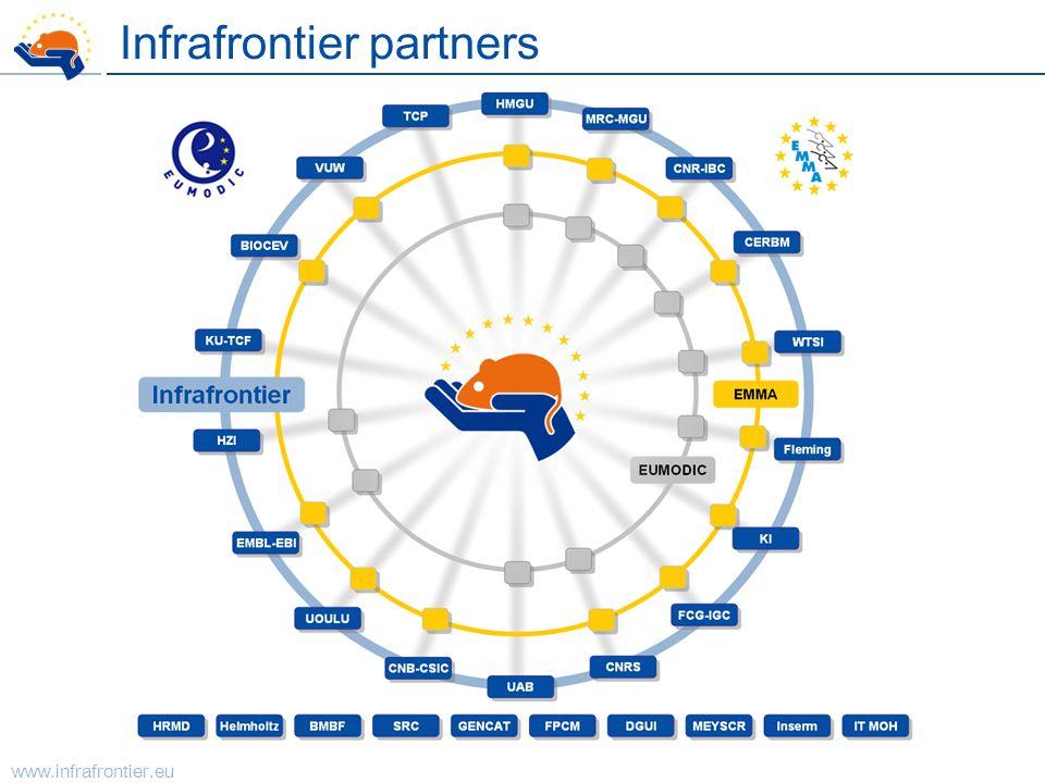 www.infrafrontier.eu Infrafrontier partners
