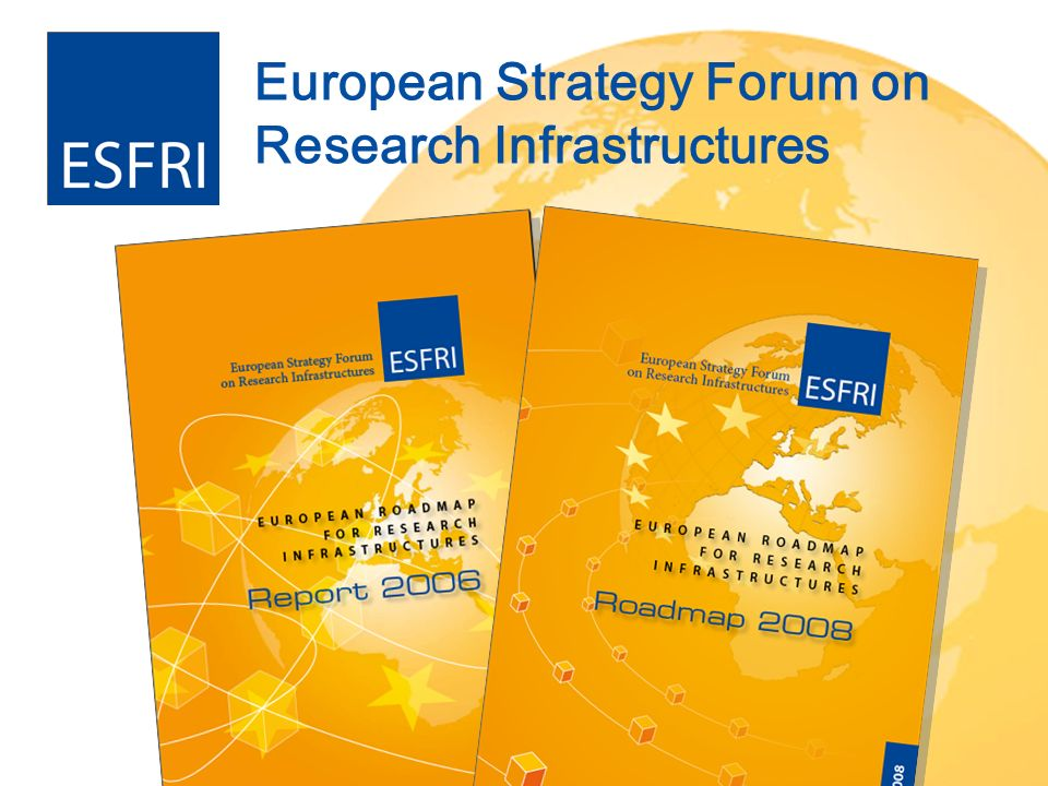 www.infrafrontier.eu European Strategy Forum on Research Infrastructures