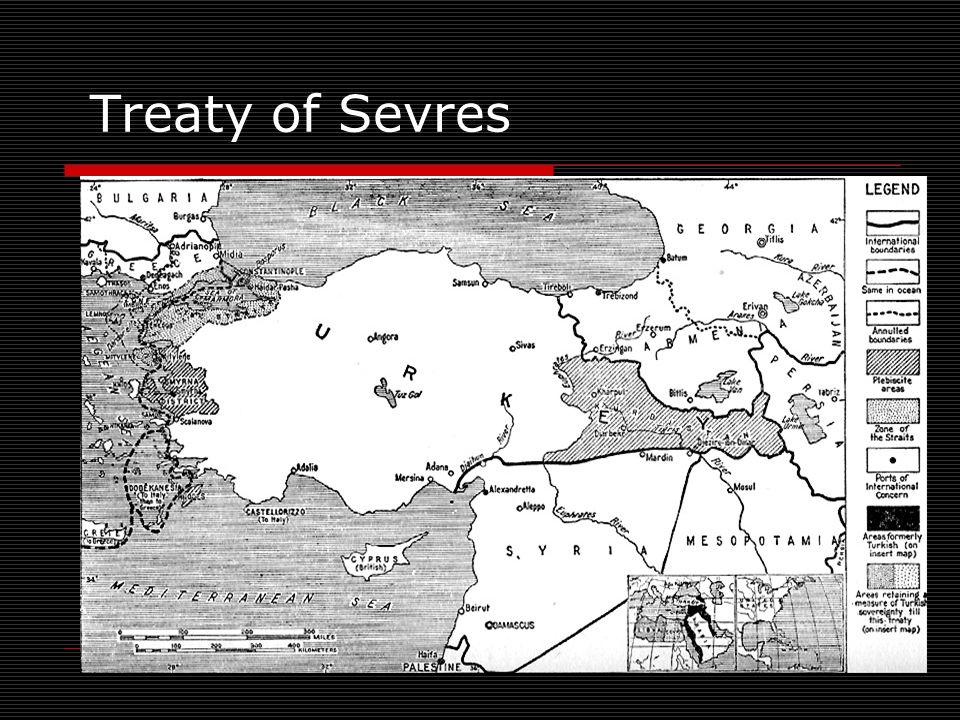 Treaty of Sevres