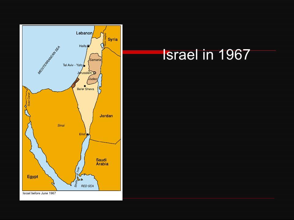 Israel in 1967