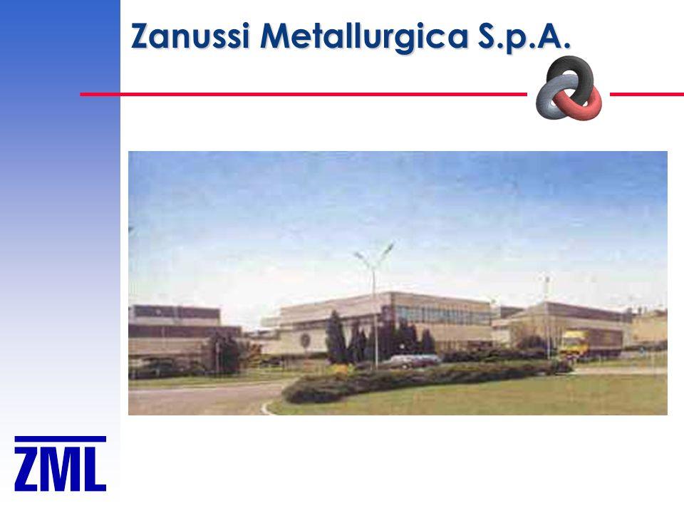 Zanussi Metallurgica S.p.A.